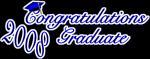 Congrats Graduate 08