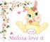 Melissa love it