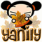 Yanily ... Pucca