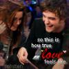 true love robsten