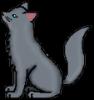 Warrior cats bluefur