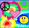 peace love and happiness